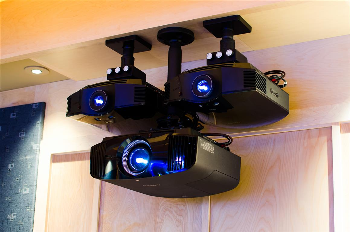Projectors by Sony