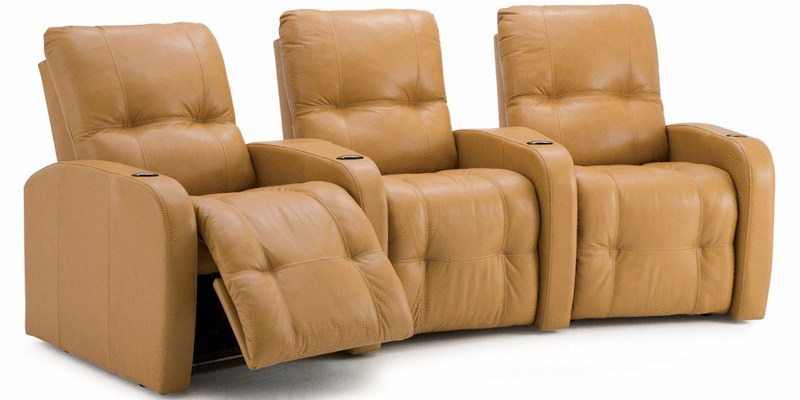 Home Theater Seating At Avworx Palliser And Fortress