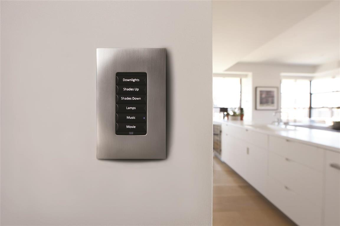 Automation Panel in Home