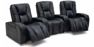 Media Ogden Home Theater Seating