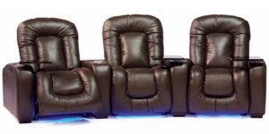 Mendoza Utah Home Theater Seating