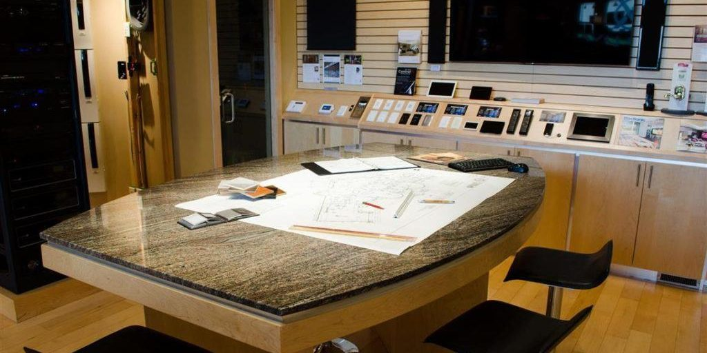 AVWORX Design table