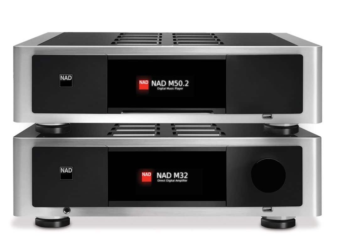 NAD masters stack