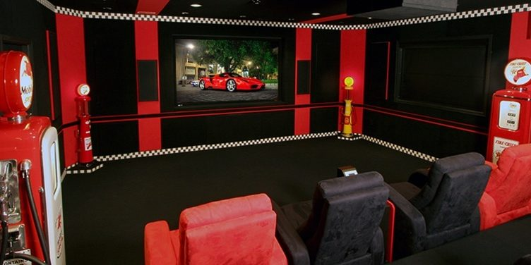 Utah Home Theater Design At Avworx | Plan Your Dream Theater