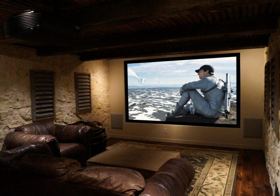 Home Theater Den
