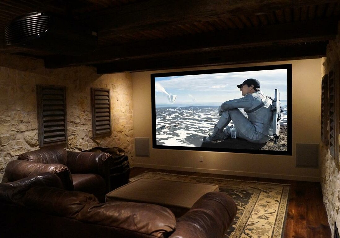 Home Theatre Utah - Den